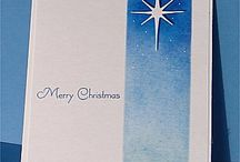 Christmas card ideas - Star