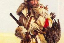 Mountain Man   Trapper / by Maria Thiele