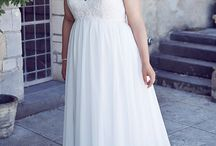 Empire Waist Gowns / Wedding dresses with empire waistline.