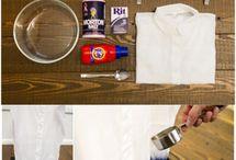 Pintar ropa