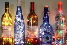 cool wine bottle crafts