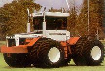 Tracteur Acremaster