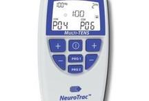 Neurotrac / Neurotrac est une marque de Verity medical. Elle propose une gamme complète d'appareils d'électrostimulation, dédiés notamment à a rééducation périnéale.