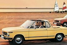 BMW 2002 tii - the most beautiful car; 3.0CSL