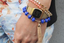 Look Like This [acessories] / Necklaces and watches and earrings
