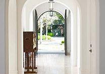 Entryways & Staircases / Tatum Brown Custom Homes {www.tatumbrown.com}