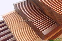 Deski tarasowe / Więcej informacji znajdziecie Państwo na: http://www.ideagarden.pl/deski-tarasowe.html