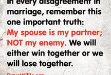Godly Marriage / Quotes, Bible verses, and inspiration for living a Godly marriage. Biblical advice and tips for husbands and wives.