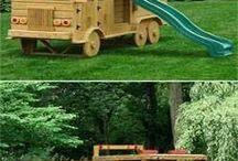 Jungle gym / kids speelplek