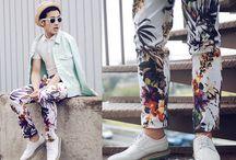 METROSSEXUAL / Nome de roupas do vestuário masculino .