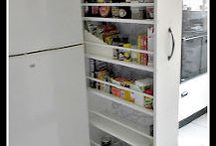 Pantry / Earthquake proofing ideas
