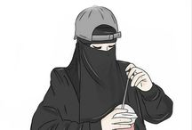 stay cool with niqab