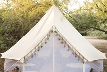 Glamping / Bell tents and accessories
