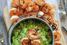 Shrimp Recipes / by Christy Margolis
