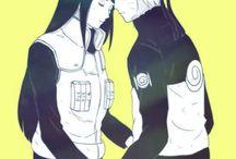 NaruHina / Naruto and Hinata together ❤️