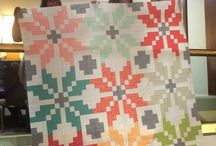 Norwegian star - patchwork