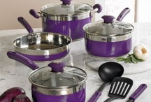 Purple Passion Housewares / by TraceyJean
