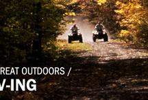 Outdoor Activities! / by Misty Gutierrez