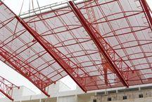 Stade d'Agadir / Stade d'Agadir - Architectes Gregotti et Benkirane - Maroc