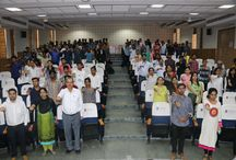 "School of Pharmacy Event | Sharda University / School of Pharmacy has celebrated 'World Pharmacists Day' on 25th September 2017 with theme ""Research to Healthcare: Pharmacist is Always at Your Service""."