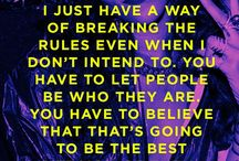 The Love Quotes Celebrity Quotes : 25 Life Lessons from Our Favorite Celebrities   StyleCaster…