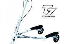 T7 Convertible Steel