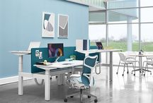 Ratio / A new Herman Miller sit/ stand workplace solution