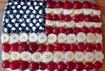 4th of July Ideas / 4th of july, independence day, america / by Micaela Cree Bonner