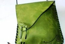 Leather bags / by Céline Bouchard