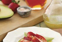 Foods-Healthy Soups/Salads / by Jillian Ross