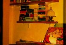 Stampalibri Friends / Dove amate leggere e scrivere? :)