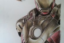 Iron Man Tattoo Ideas