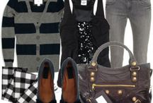 Fall Winter Fashion / by Leah Collins