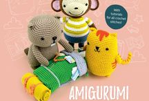 Crochet Animals / This board will have free and paid pattern all related to animals that made using crochet