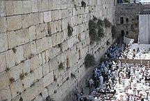 Israel dream trip with Sandi