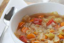 cabbage soup detox