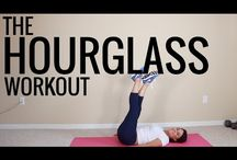 Hourglass workouts