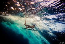 TRAVEL :: Camping and Surfing