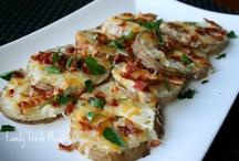 Vegetarian (favorite) meals / by Felisha McCorkle