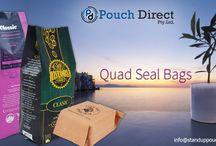 Quad Seal Bags /