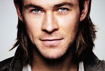 Chris Hemsworth / by Anita Rogers Wilbanks
