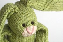 Knitting - Toys