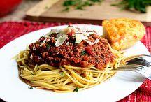 Italian Food / by Emily Park