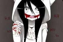 Jeff The Killer Female ^^