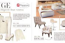 Tendencias decoración / Conoce la última moda en decoración para tu hogar, sólo en Placencia Muebles.