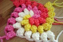 Battaniyeler / Crochet, knit blanket
