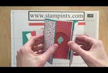 Shutter cards