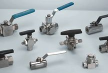 valves and ball valves