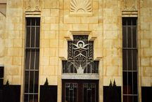 Art deco / Style inspiration existing shapes