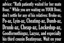 My 'Boaz'